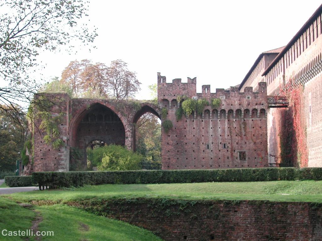 Castello Sforzesco – Milano