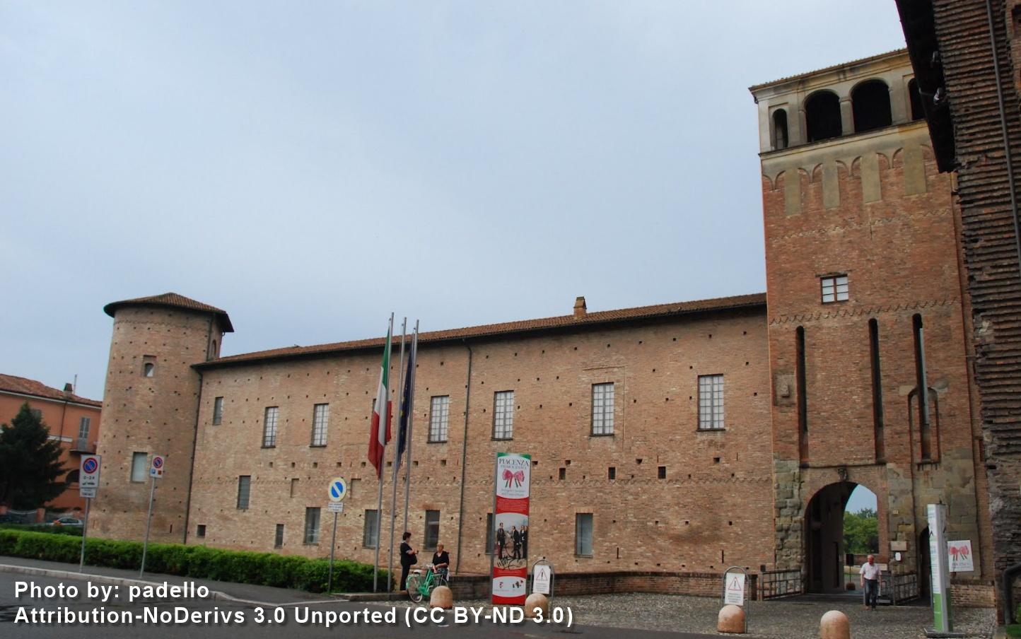 Palazzo Farnese (Rocca Viscontea) – Piacenza