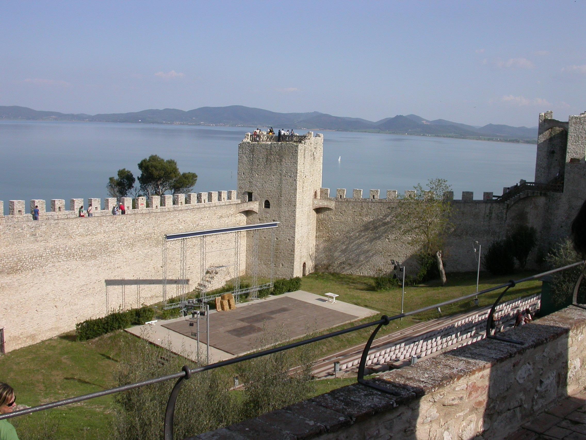 Rocca del Leone – Castiglione del Lago, PG